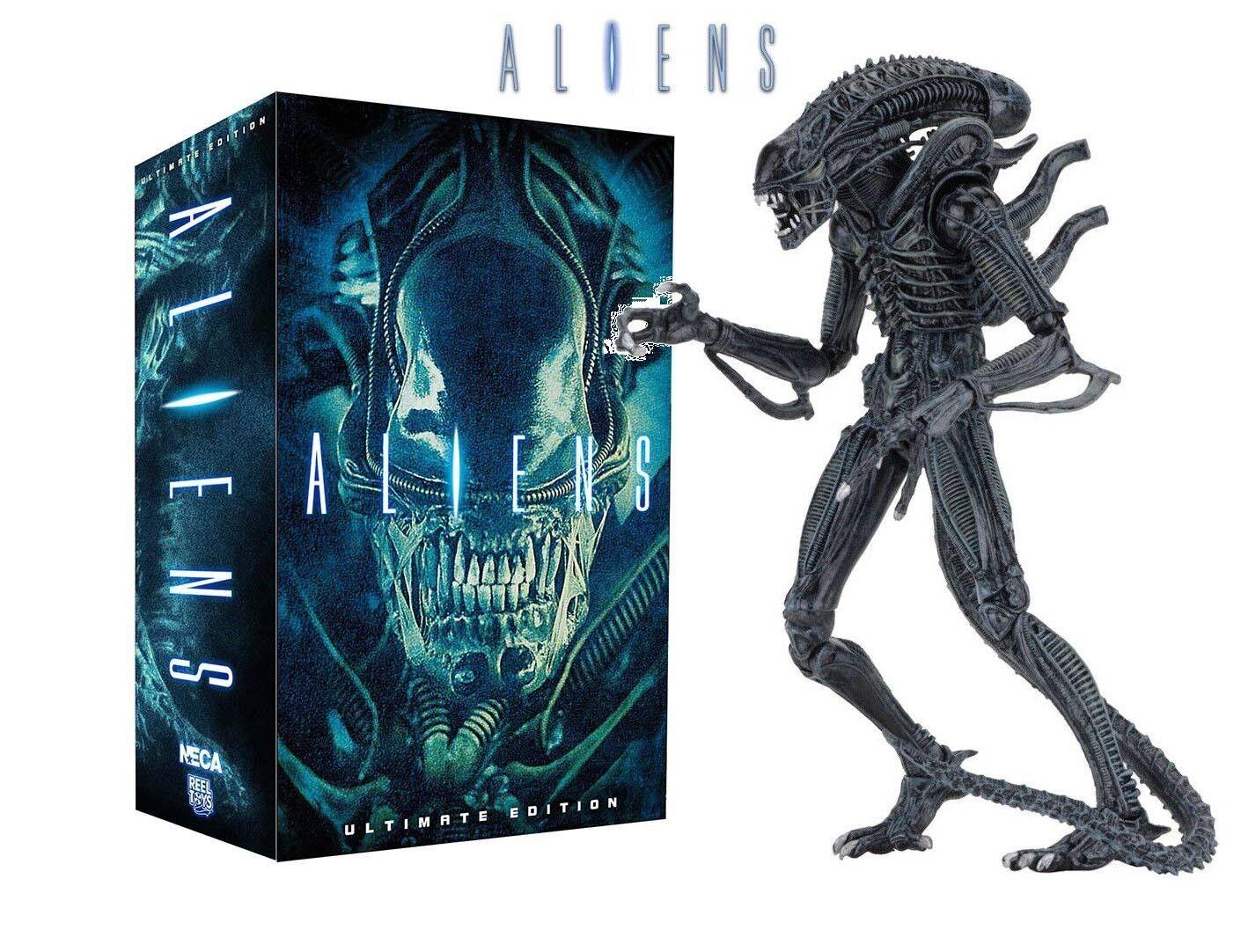 Neca aliens ultimate edition - xenomorph außerirdische krieger 1986 figur - nip