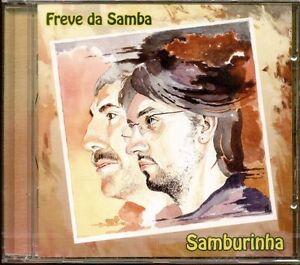 Freve-Da-Samba-Samburinha-Musica-Veneziana-Cd-Nuovo