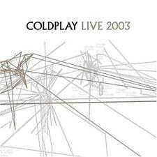 COLDPLAY - Live 2003 -  DVD + CD !! - NEUWARE