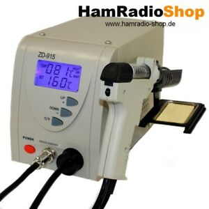 Regelbare-Digitale-Profi-Entloetstation-ESD-Amateurfunk-DIY-Elektronik