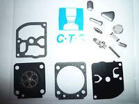 Fs300 Fs350 Fs400 Fs450 Zama Rb-40 Carb Carburetor Kit Stihl 300 350 400