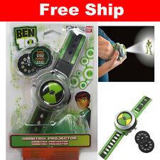 Christmas Hot Ben 10 Ten Alien Force Projector Watch Omnitrix Illumintator Toy