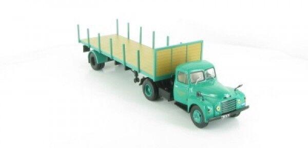 1 43 IXO CITROEN U 55 1953-1965 Sions Sions Sions semi-remorque camion 76 0242cb