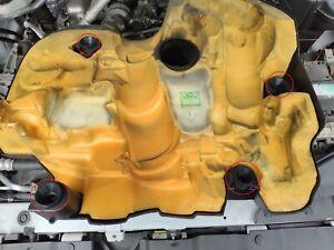 Mercedes Air Filter Housing Rubber Mount Grommet Bush A6420940685