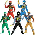Power Ranger Dino Charge Muscle Costume Power Rangers Halloween Fancy Dress