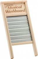 Musical Washboard, Sound Effect Bands Instrument Hand Percussion Metal Stage on sale