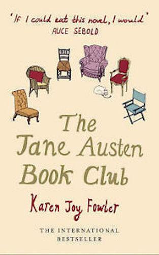 1 of 1 - KAREN JOY FOWLER __ THE JANE AUSTEN BOOK CLUB __ USED __ FREEPOST UK