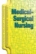 Thomson Delmar Learning's Nursing Review Series: Medical-Surgical Nursing