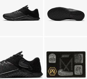 Nike Metcon 4 XD Patch Triple Black