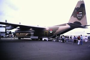 2-228-Lockheed-C-130-Hercules-Royal-Jordan-Air-Force-Kodachrome-slide