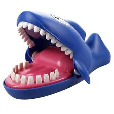 Shark Game For Kids Funny Toy Sound Snapping Family Challenge Push Teeth finger
