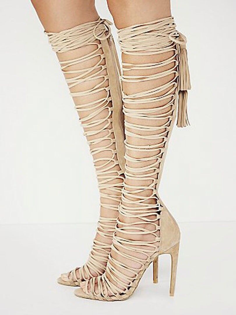 outlet online economico Free People Levluv Heel  Dimensione 7 7 7 By Jeffrey Campelle  moda classica