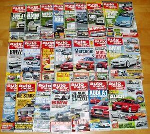 auto-motor-sport-2010-ams-Jahrgang-komplett-Zeitschrift-Sammlung-Audi-BMW-1-26