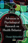 Advances in Psychological Research on Health Behavior by Nova Science Publishers Inc (Hardback, 2014)