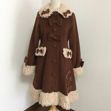 BABY,THE STARS SHINE BRIGHT BTSSB Winter Wool Heavy Coat Lolita Classical Sweet
