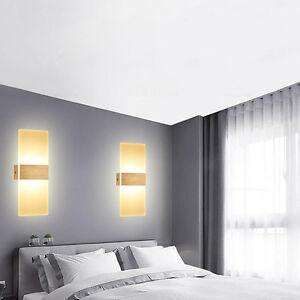 Warmweiss-12W-LED-Wandleuchte-Wandlampe-Effektlampe-Flutlicht-Fluter-Beleuchtung