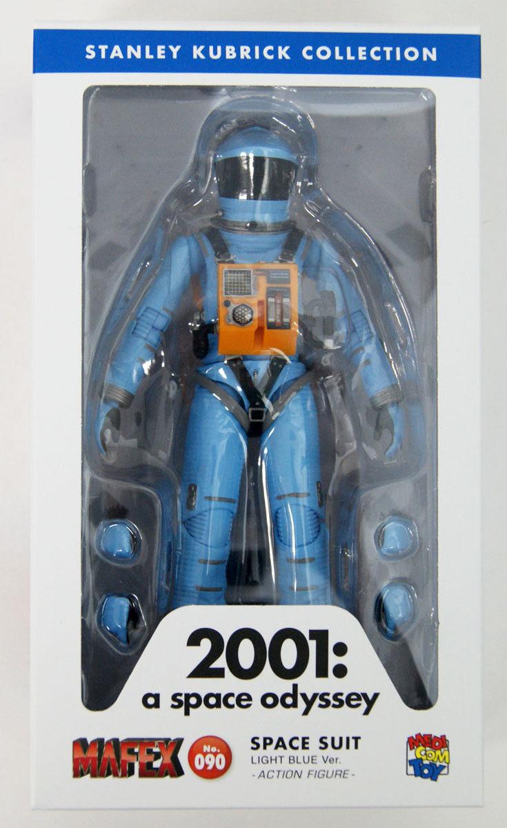 Medicom MAFEX 090 Space Suit Light bluee Version 2001 A Space Odyssey