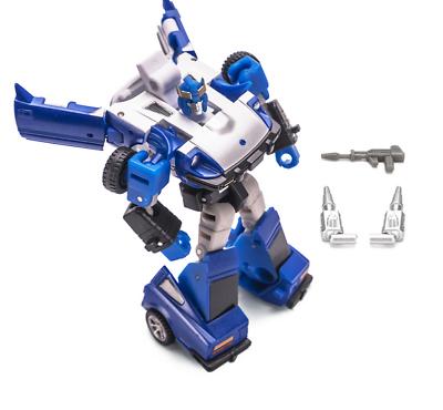 Transformers toy Newage NA H4 G Black Rain mini G1 Sliverstreak Action figure !