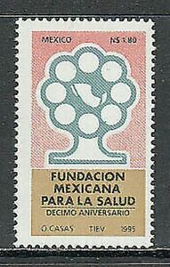 Mexico - Mail 1995 Yvert 1634 MNH