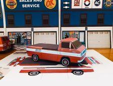 "Papercraft /""SURF WAGON/"" 1961 Chevrolet Nomad station wagon paper model EZU-make"