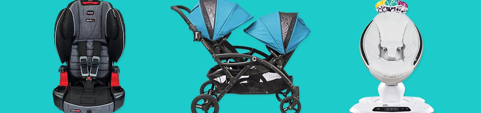 Save on Baby Essentials