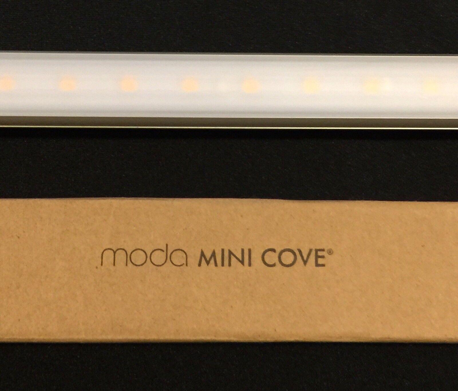 ModaLight 4' Moda Mini Graze Mini Cove Premium LED Linkable Bar Light Fixture
