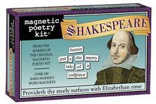 Magnetic Poetry Kit - Shakespeare