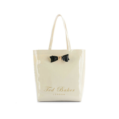 Women/'s Bow-tied Jelly Handbags PVC Candy Color Transparent Totes Shoulder Bags