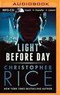Light Before Day by Christopher Rice (CD-Audio, 2014)