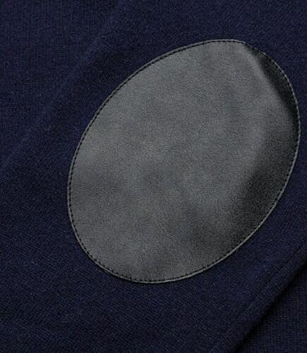 Navy Replay uk1403 Crew Knit