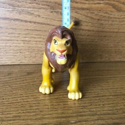 Pumba Action Figure VERY RARE 1994 Mattel Disney/'s Lion King Battle Action