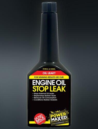 Puissance optimale huile moteur stop fuite de traitement