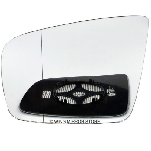 Left side for Mercedes Vito W639 10-14 Wide Angle heat wing door mirror glass