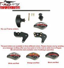 T-Rex Racing 2013 - 2016 Honda CBR 600RR CBR600RR Frame Sliders NO CUT