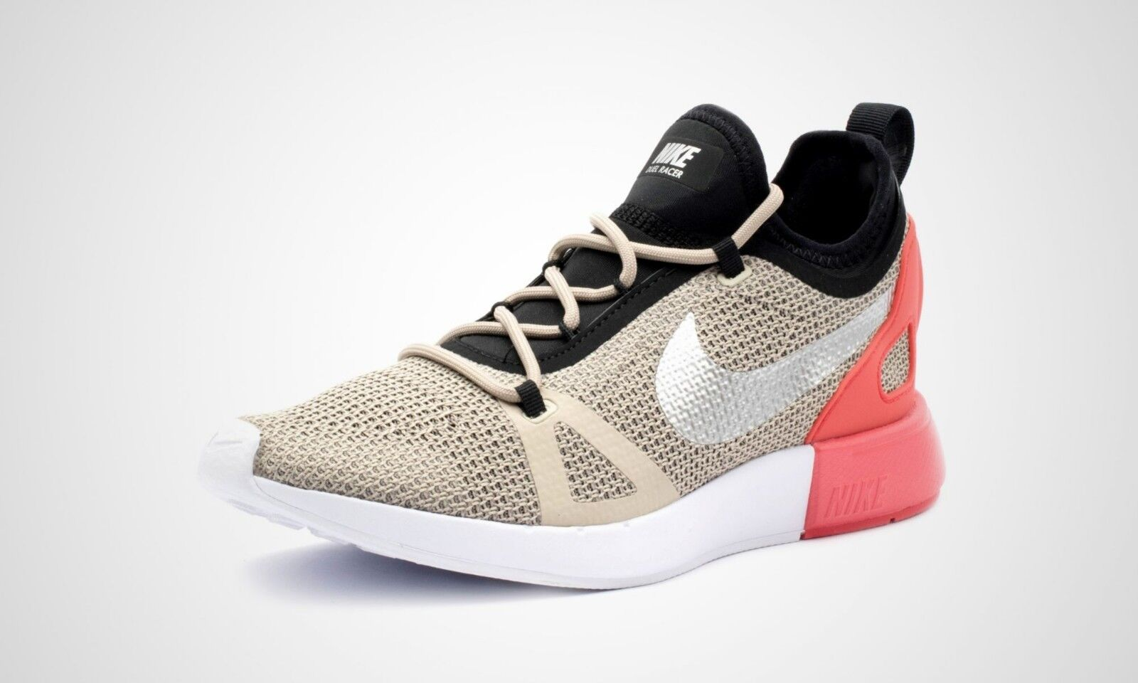 Women's Nike Duel Racer String Chrome Running Shoes Price reduction Comfortable