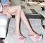 Women/'s Platform Wedge Heels Slippers Flip Flops Sandals Summer Casual Shoes Sz