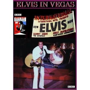 ELVIS-PRESLEY-Elvis-in-Vegas-NEW-DVD-RARE