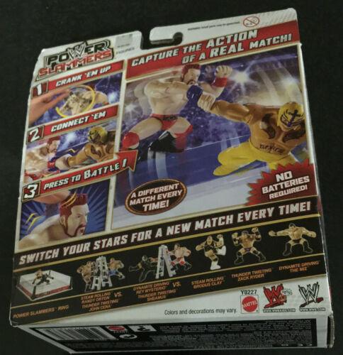 WWE Power Slammers Sheamus Wrestling Ages 6 Mattel New Toy Boys Girls Fight Fun