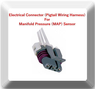 S595  Multi Purpose /& Manifold Absolute Pressure Sensor Electrical Connector