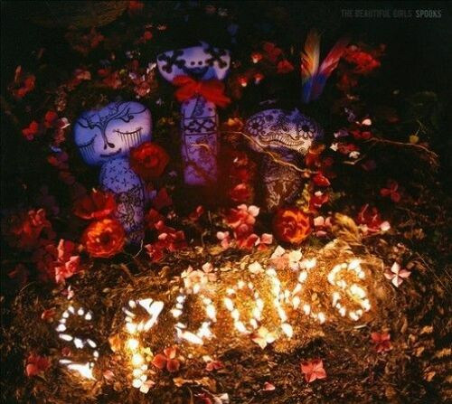 1 of 1 - Spooks [Digipak] by The Beautiful Girls (CD, May-2010, Die! Boredom Records)