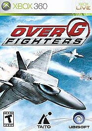 Over-G-Fighters-Microsoft-Xbox-360-2006-Disc-Only-Tested