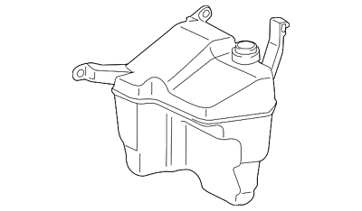 Genuine Toyota 17893-22030 Air Intake Resonator