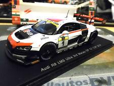 AUDI R8 LMS ultra Macau GP 2014 GP Cup Mortara #1 3rd Audi Sport Spark 1:43