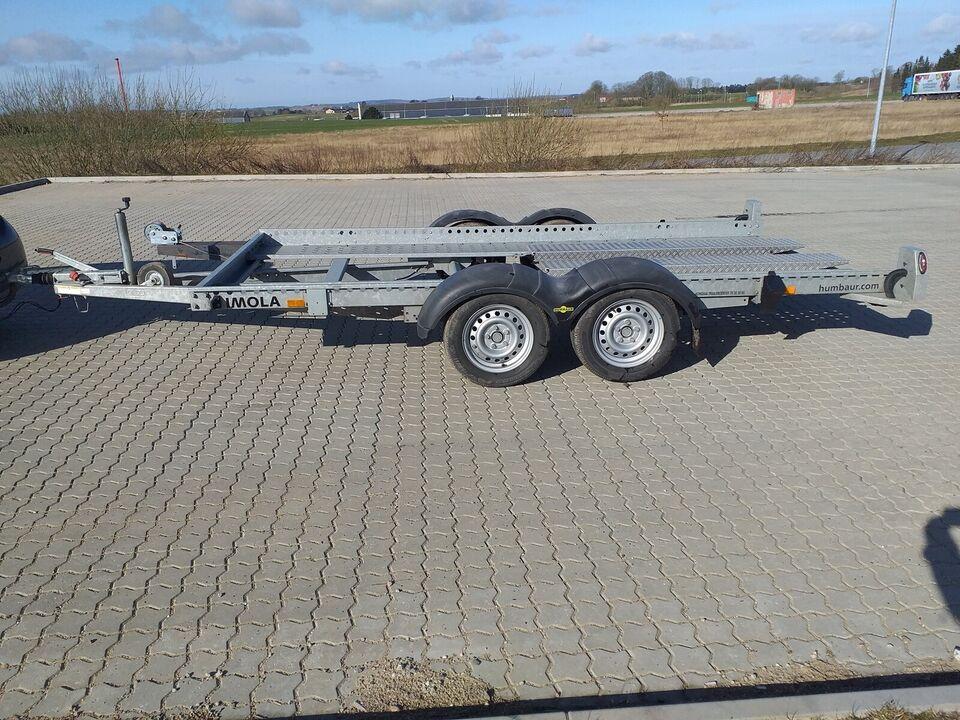 Autotrailer, Humbaur Imola 2500, lastevne (kg): 1965