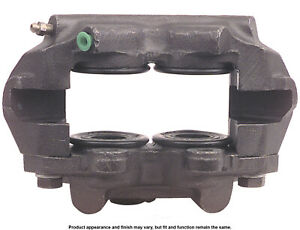 Disc Brake Caliper-Unloaded Caliper Front Left Cardone 18-4735 Reman