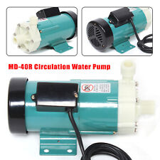65w Mp 40r Magnetic Drive Circulation Pump For Water Food Grade Industrial Pump