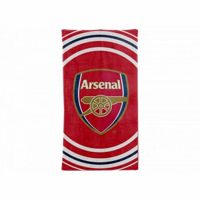 Serviette De Plage Arsenal.Officiel Arsenal Fc Pulse Football Serviette Bain Plage 100 Coton Boys Hommes