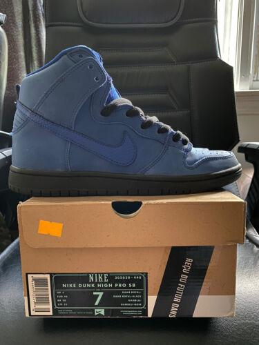 Nike Sb Dunk High Size 7