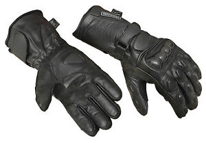 Motorbike-Motorcycle-Gloves-Carbon-Knuckle-Protection-Thermal-Waterproof-Winter