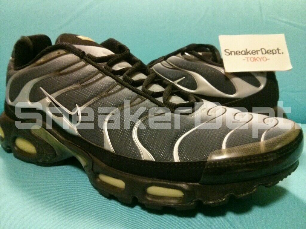 [Nike Archive] DS 1999 NIKE AIR MAX PLUS 604133-001 NSW QS SZ14